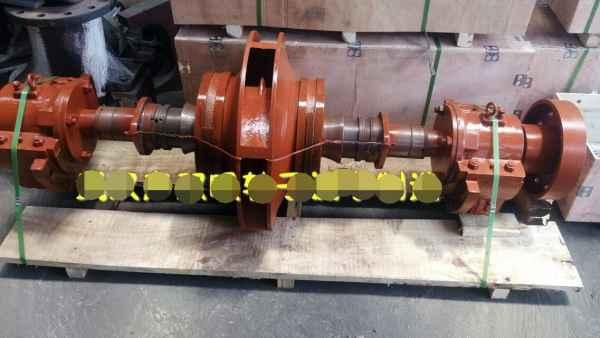 双吸泵配件批发生产