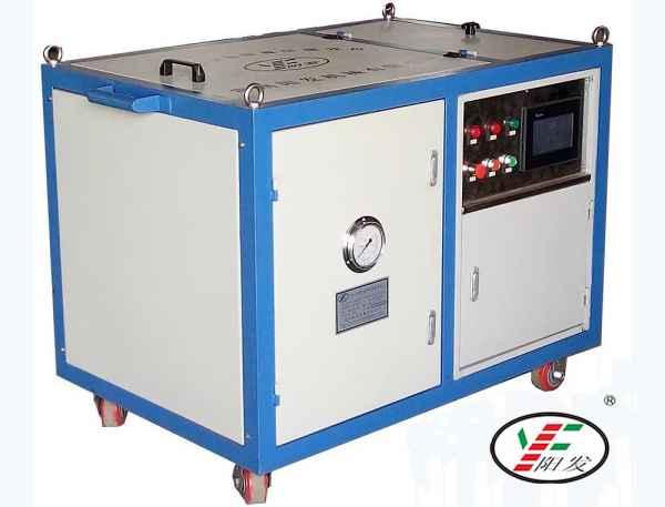 高压液压胀管机