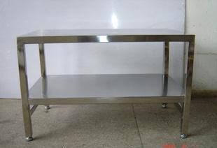 工作台 不锈钢工作台 定做不锈钢工作台
