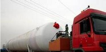 储罐 深冷卧式储罐0  (上图是我公司为中国航天院生产的lng卧式储罐图片