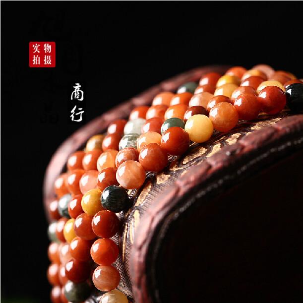 旭日水晶DIY正品纯天然福禄寿散珠 饰品配件 散珠批发 半成品批发