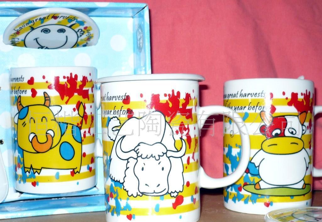 广告用品,陶瓷套装杯,精品礼品杯,厂家精品礼品杯陶瓷套装杯广竢4