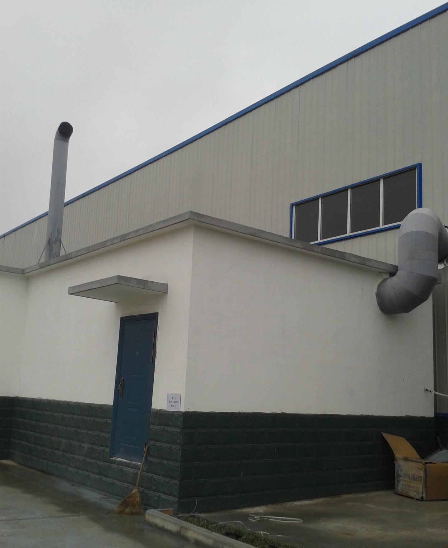 电容器喷金专用除尘设备