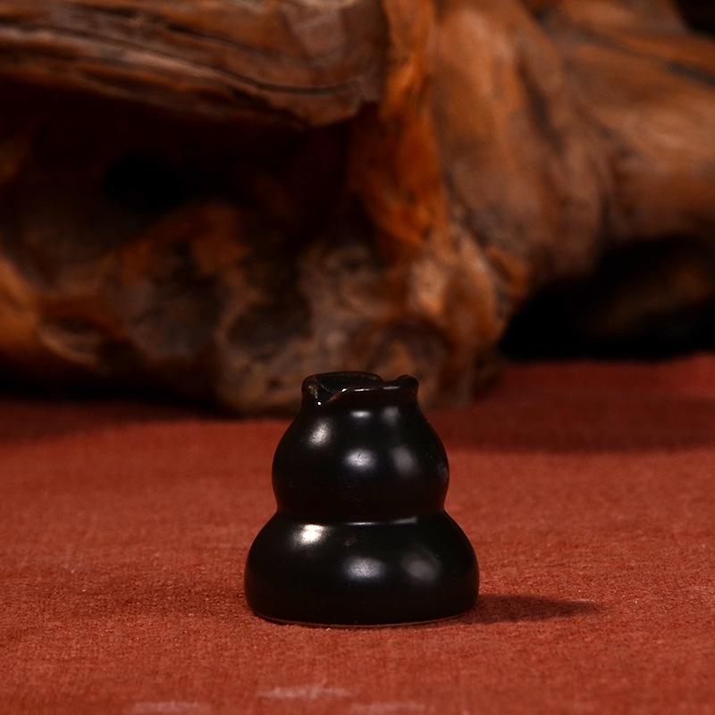 厂家直销 小葫芦多用香架 陶瓷香炉香插 檀香沉香多功能点香器