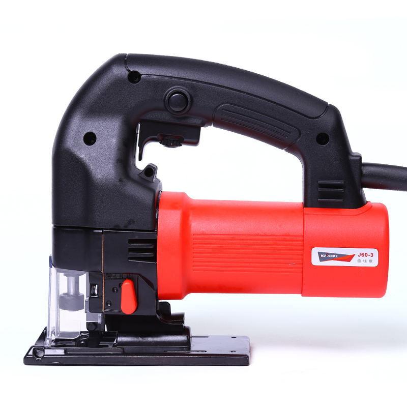 调速木工曲线锯多功能家用手工电锯金属切割机电动工具切割机