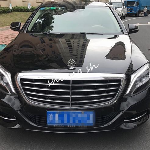 上海婚车服务 奔驰S500租赁 奔驰S600出租