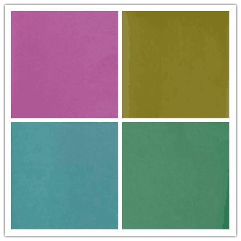 彩色打字纸 印刷打字纸 拷贝纸 棉纸 有红黄蓝绿白5色现货供应 修改