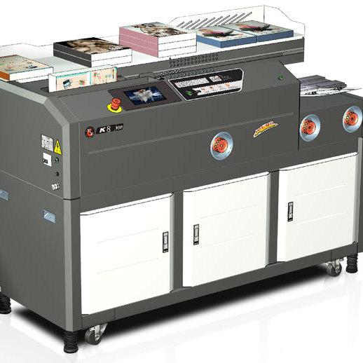 杭州惠宝  彩霸K8胶装机    品牌胶装机  批发供应胶装机  印后设备胶装机