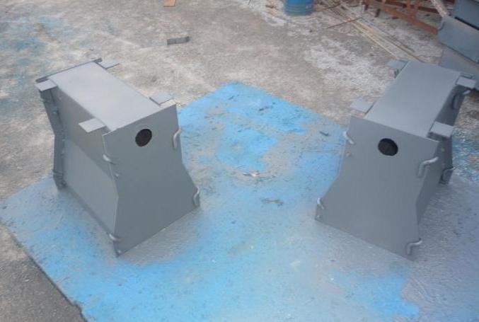 供应隔离墩钢模具-方瑞模具公司