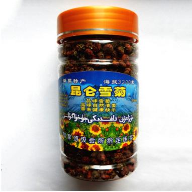 新疆昆仑雪菊胎菊 一级清热去火茶雪菊花茶花草茶叶
