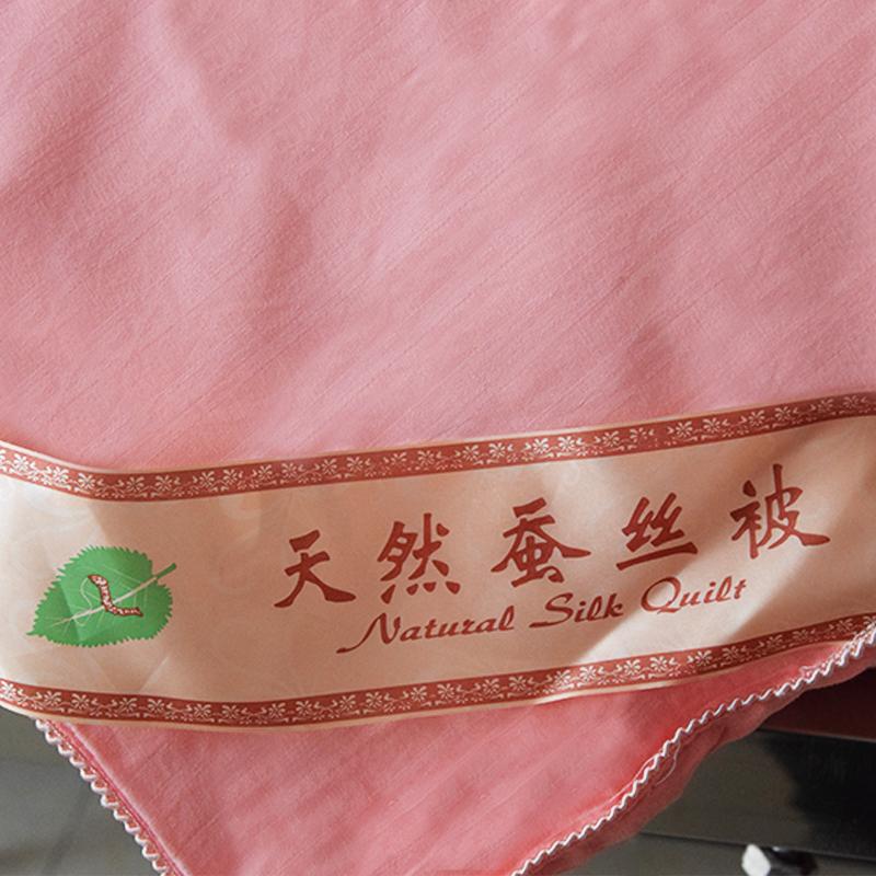 京华丝绸 100%桑蚕蚕丝被