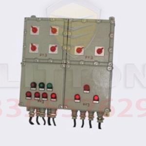嘉兴厂家生产价格便宜爆炸性气体环境使用力盾BXJ1防爆控制箱证书齐全