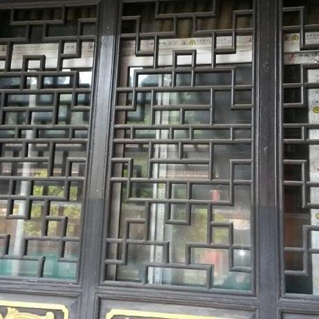 成都福运仿古门窗厂家_门窗样式图片及设计