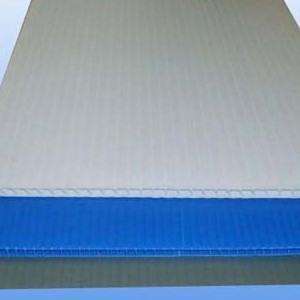 无锡恒宏塑胶pp中空板 万通板 塑料瓦楞板