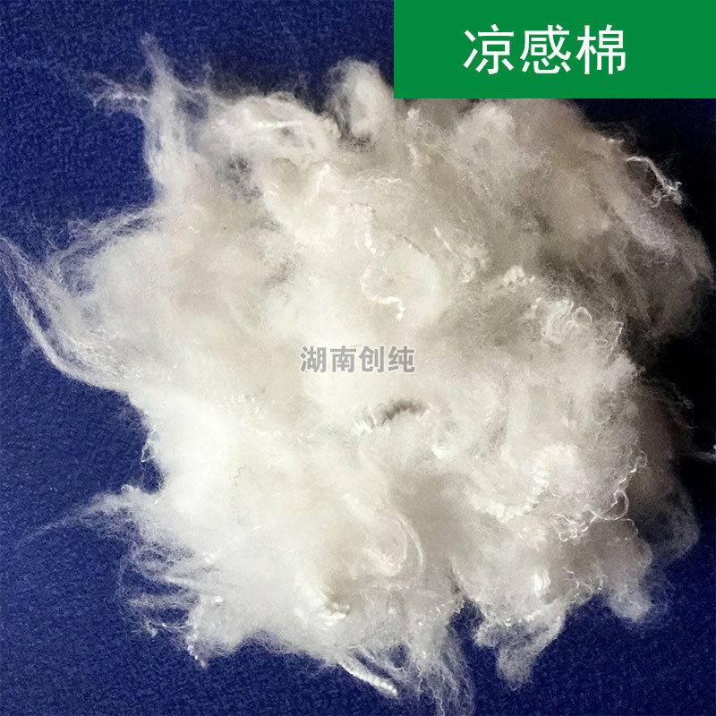 湖南创纯功能性环保PET-PA超级凉感棉供应商
