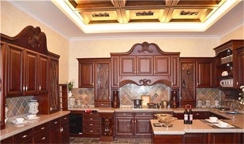 轩家门业优质供应商(图),房屋美式家装,美式家装