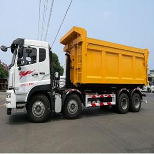中国重汽30吨勾臂垃圾车