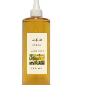 供应 天然山茶油99%精油500ml天然茶籽油农副特产精油包邮