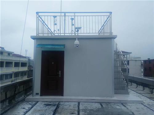 博科通信品质保证 杭州环保监测站房 环保监测站房厂家