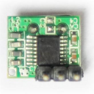 供应小体积高灵敏度超外差接收模块RXB17