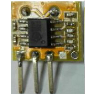 供应RXB20 晶美润低电压小体积超外差无线接收模块RXB20