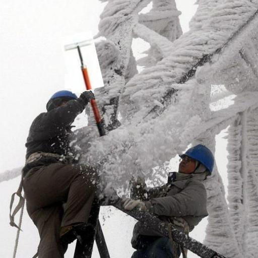 批发人工除冰工具 除冰双头凿除冰铲 变电站人工除冰工具 冀航电力