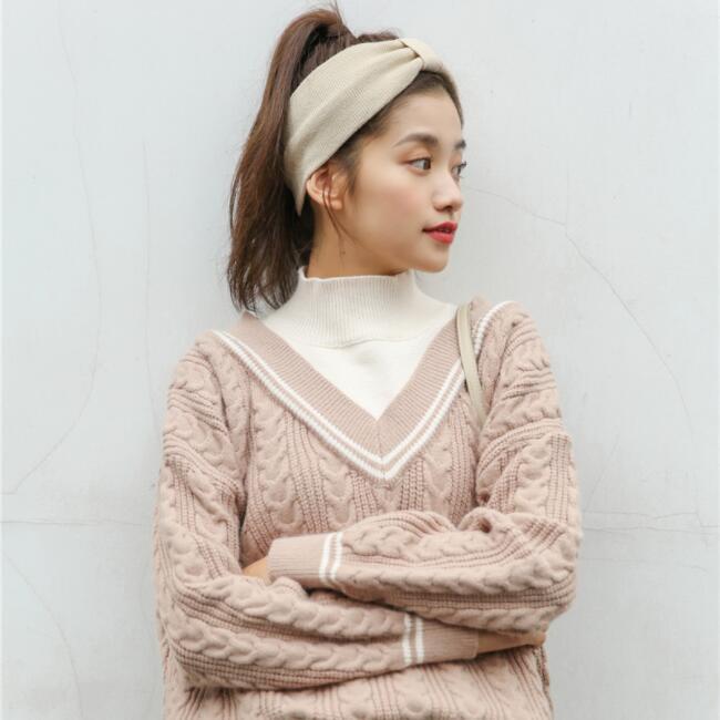 美丽啪手工时尚毛衣免费试用