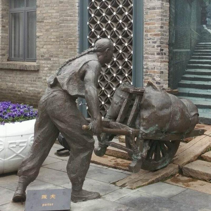 天然石材 放飞梦想小女孩雕塑 校园文化主题雕塑 公园景观学校教育雕塑