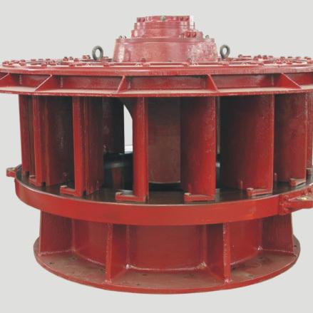 轴流式水轮机