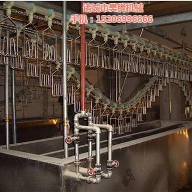 家禽屠宰流水线生产厂家