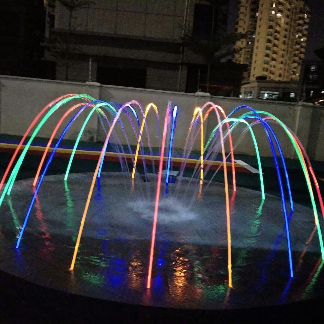 波光喷泉工程