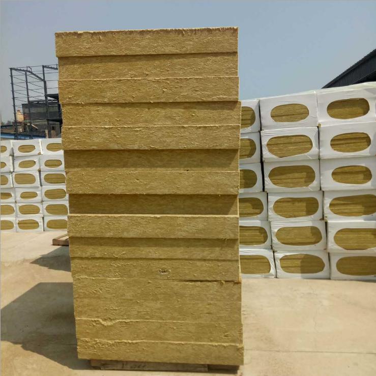 博昱  供应优质吸音岩棉板 耐高温憎水岩棉板 玄武阻燃岩棉板