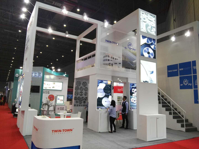 我公司上海科隆国际五金展圆满成功