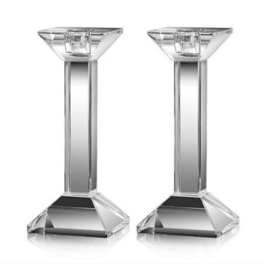 厂家定制批发水晶烛台灯架 时尚居家 欧式烛台 特色摆件水晶灯架
