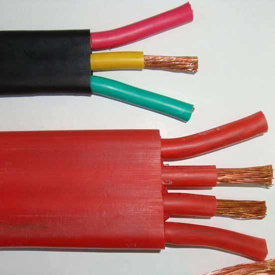 安徽天康YGCB-425硅橡胶扁平电缆