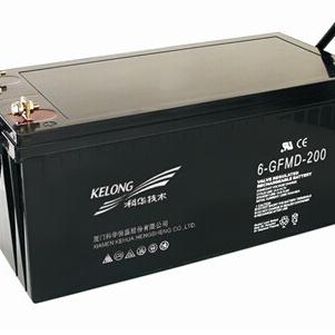 广州东莞科华UPS电源专用蓄电池销售报价 12V100AH  65AH  120AH  200AH
