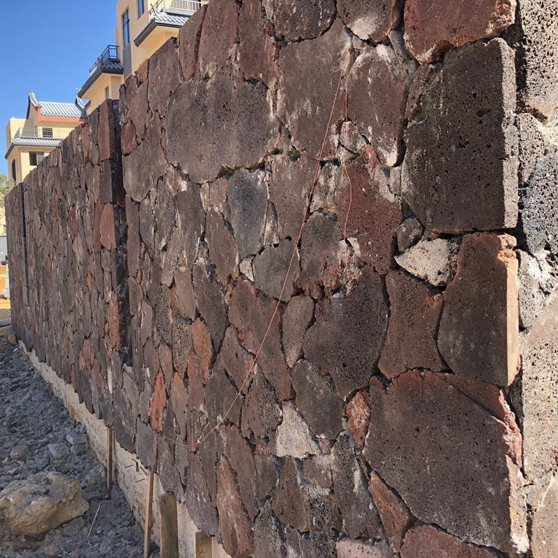 轻质火山石 玄武岩 轻质火山石 墙面火山石