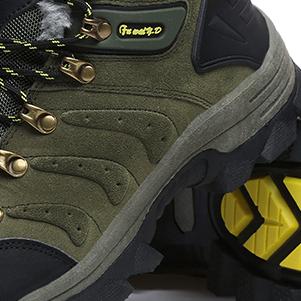 加绒男女鞋冬季运动鞋男女休闲鞋户外棉鞋保暖登山旅游鞋大码鞋子599,尺码36-47
