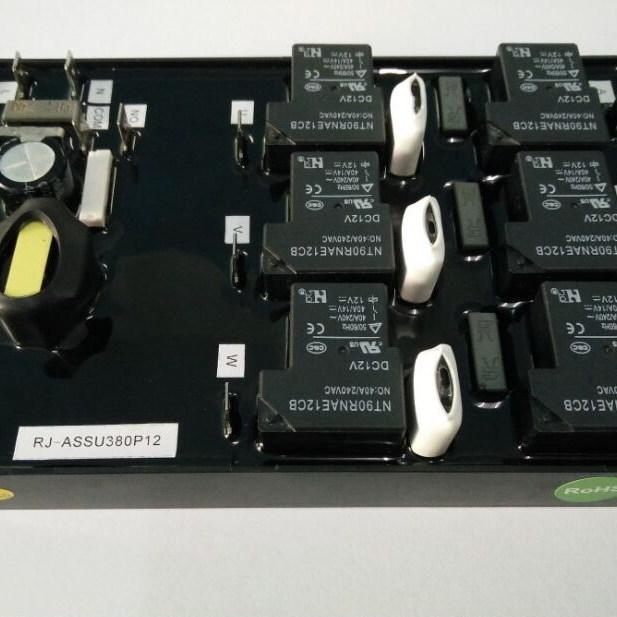 供应 煤改电软启动 三相380V12P软启动 热泵软启动 空调软启动 完全不用交流接触器的软启动