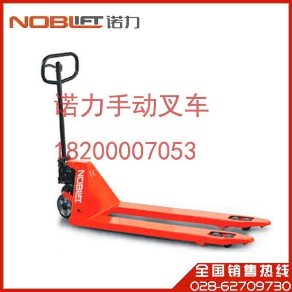 广安DF型诺力手动拖板车发动机配件价格