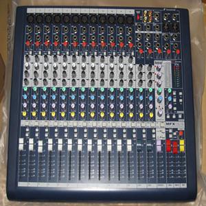 声艺MFX12-2 带效果 编组 12路调音台