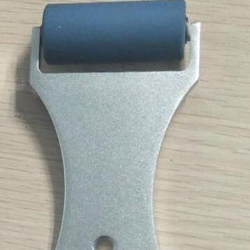 橡胶滚轮6寸易强达品牌专业智能研发防静电包胶除尘清洁更极端