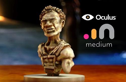 打造个人定制化空间Oculus计划为Home添加Medium雕塑支持