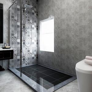 灰色水泥仿古砖 客厅卧室地砖600x600 厨房卫生间防滑地板砖瓷砖