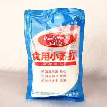 供应 百钻食用小苏打 苏打粉