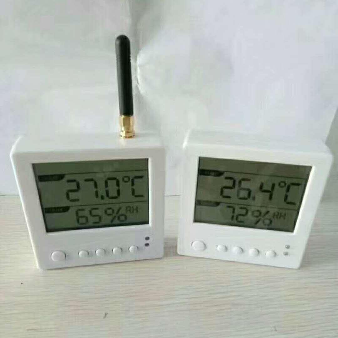 无线温湿度变送器大棚检测手机APP报警自主导出数据GPRS或WIFI传输