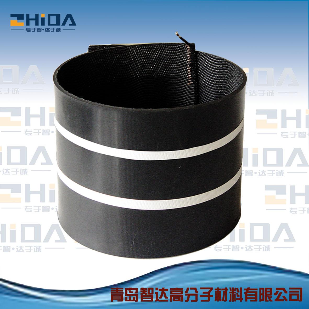 波纹管连接纤维增强型热收缩套检查井专用热收缩套