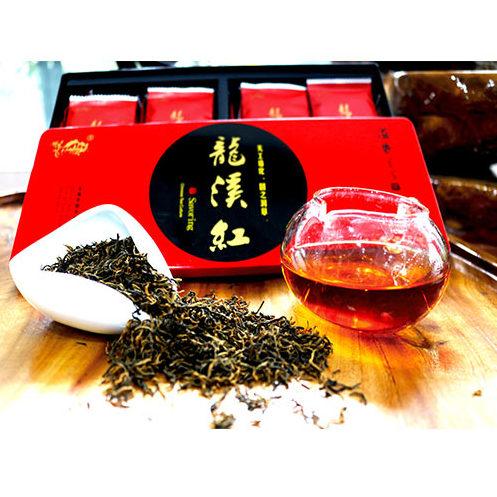 龙溪红 162g 养生红茶