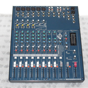 MG124CX 雅马哈调音台 12路 专业舞台调音台 调音台带效果