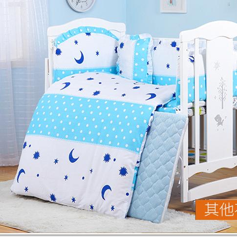 童乐TSL996白色新款婴儿床